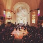 Konsert i Sofia kyrka
