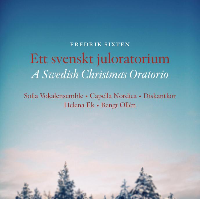 Ett Svenskt Juloratorium-cover